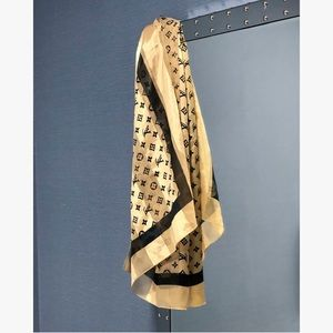 Vintage Louis Vuitton scarf